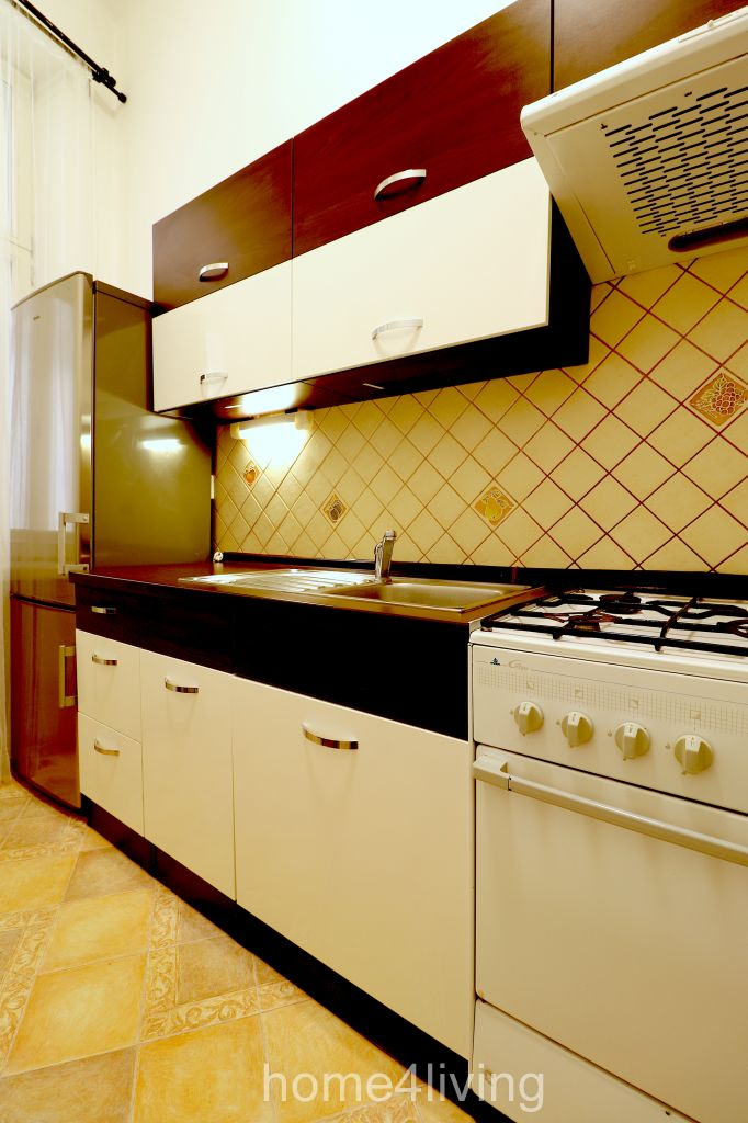 Pronájem byt 2+1, Brno - centrum, ul. Kozí, zařízený