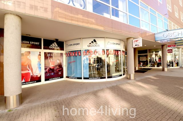 Prodej nadstandardních obchodních prostor, Brno - Centrum, ul. Příkop, obchodní centrum IBC