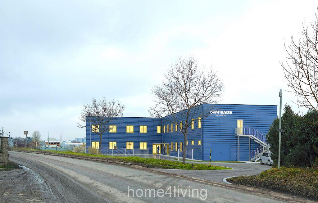 Prodej polyfunkční budovy vhodné pro kanceláře, sklady, ubytování