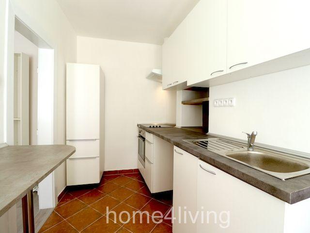 Pronájem zcela nového bytu 1+1, Brno - Židenice, ul. Táborská, nová koupelna se sprchovým koutem, nová okna