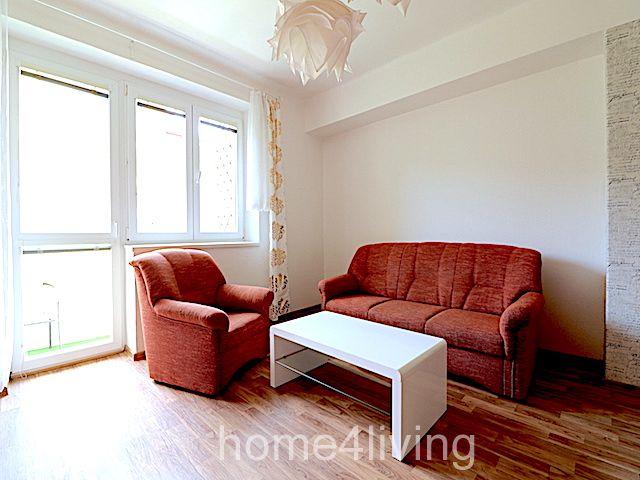 Pronájem velice hezkého bytu 2+kk po rekonstrukci, Brno - centrum, ul. Ypsilantiho, balkon, 2x sklep