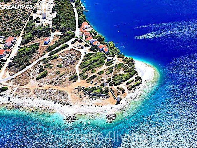 Apartmánový bytový dům, Chorvatsko, ostrov Brač, 2x3+kk, 1x1+kk, výhled na moře