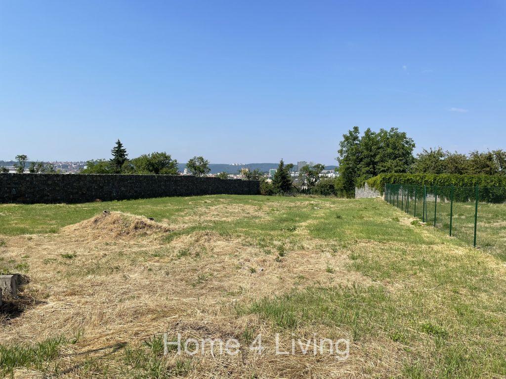 Prodej stavebního pozemku o výměře 1227m2, Brno - Královo Pole, ul. Peškova