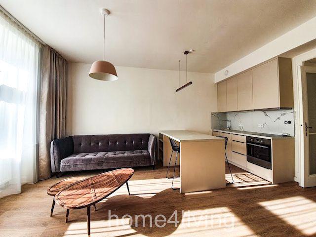 Pronájem nadstandardního zařízeného bytu 2+kk, 70m2, balkon