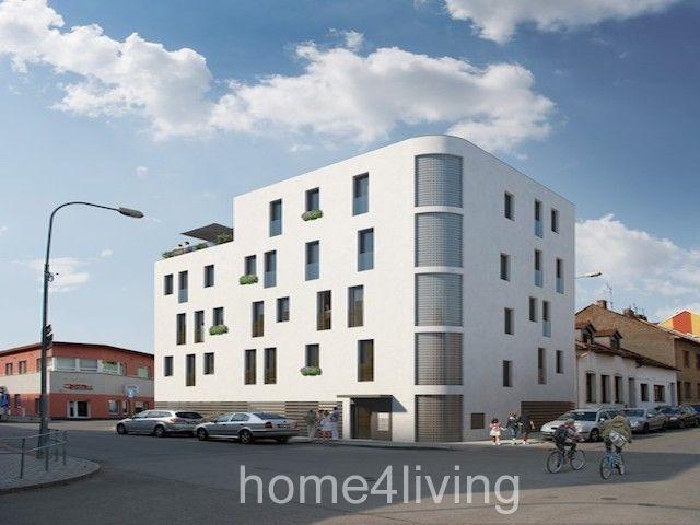 K prodeji byty 1+kk v nově vzniklém developerském projektu BD Košinova, kolaudace březen 2021