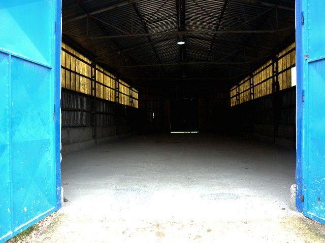 Pronájem skladové haly Medlov u Brna - pronájem komerční 460 m2 Medlov