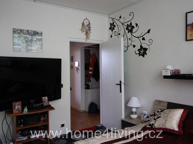 Pronájem bytu 2+1, Brno - Lesná, balkon, bezproblémové parkování před domem, ul. Haškova