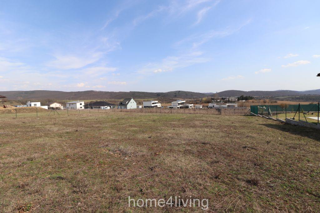 Prodej atraktivního pozemku v okolí brněnské přehrady, 995m2, Rozdrojovice