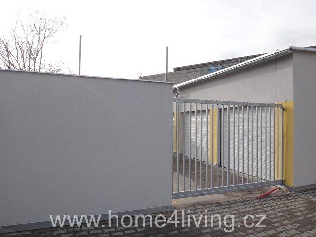 Pronájem nového skladovacího prostoru, uzavřený prostor v areálu Moravanu, zabezpečení, výborná poloha